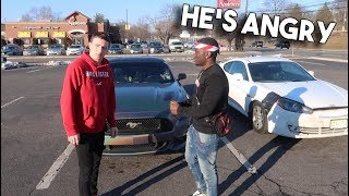 FACE TO FACE WITH THE PERSON WHO STOLE MY CAR! (We Talked...)