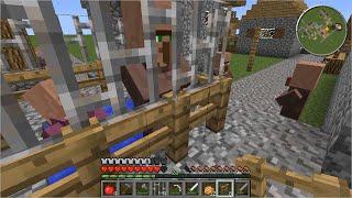 【Minecraft】匠が爆発したら終末craft Part3 【ゆっくり実況】
