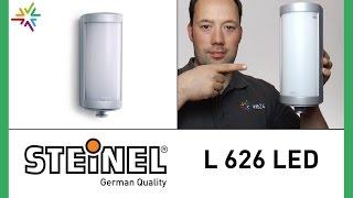 """""""STEINEL L 626 LED"""" Design Sensor Außenleuchte [watt24-Video Nr. 73]"""