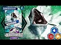 Mosasaurus Tournament Dominantes 1 Jurassic World The G
