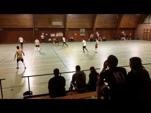 MF Iacolino vs Snatch Liège 20/10/16 2ième mi-temps