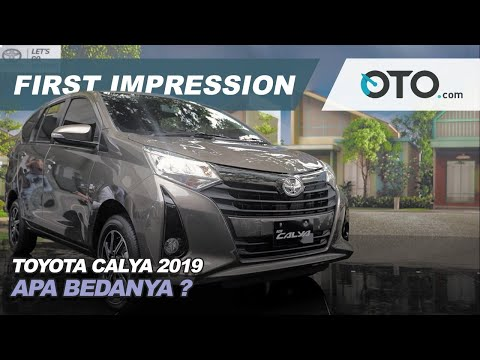 Toyota Calya 2019 | First Impression | Apa Saja Bedanya? | OTO.com