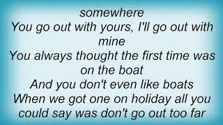 Arab Strap - The Long Sea Lyrics