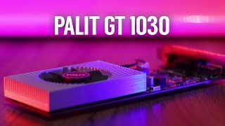 Palit GeForce GT 1030 - Unboxing, Review, & Benchmarks