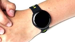 MyKronoz ZeRound 2 HR  - Smartwatch.de Unboxing [DEUTSCH]