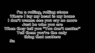 Wave Your Flag Afrojack.ft  Luis Fonsi Lyrics