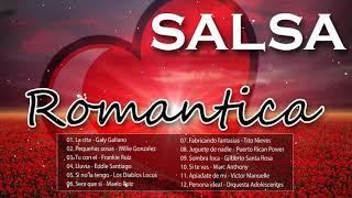 SALSA EXITOS 15 Grandes Exitos de Salsa || Salsa Romantica Mix 2019 (LAS MEJORES SALSAS)