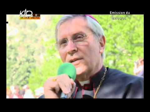 Mgr Jean-Michel di Falco Léandri - Diocèse de Gap et d'Embrun