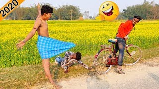 Top New Funny Video 2020_Comedy Videos 2020_Try To Not Laugh_Episode112_By Poor Youtuber