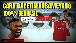 Can I get Featuread AUBAMEYANG?? || PES 2019 Mobile || - PRO