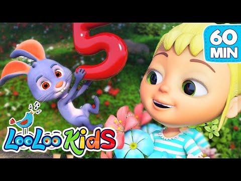 Number Song - Nursery Rhymes for Children | LooLoo Kids