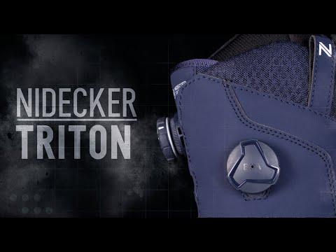 Boots Triton Navy 2020/2021