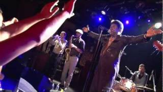 Charles Bradley - Golden rule  - Live in Paris 07.2011