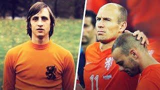 Why the hell have the Netherlands never won the World Cup? | Oh My Goal