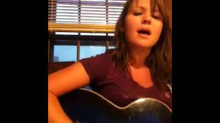 Rain on a tin roof- Julie Roberts cover