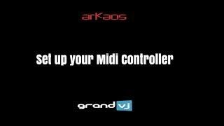 4. Midi controller Tutorial