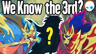 Pokemon Sword and Shield: Zacian, Zamazenta and Zallow? | Gnoggin