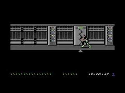 Project Firestart, C64 Longplay
