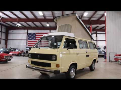 Video of '83 Volkswagen Westfalia Camper - $15,900.00 - OIFP