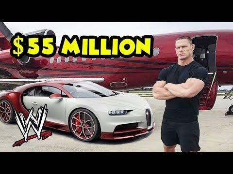 10 Highest Paid WWE Wrestlers In 2018 (Richest WWE Superstars)