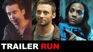Trailer Run - Fright Night Trailer, Horrible Bosses Trailer, Real Steel Trailer, Colombiana Trailer