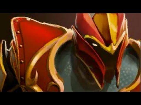 Dota 2 Dragon Knight
