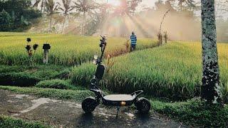 Nami Burn E Viper video using FPV drone in Bali, Indonesia