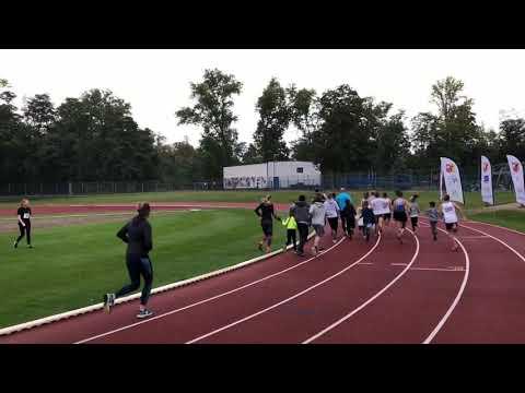 Wideo1: Test Coopera w Lesznie