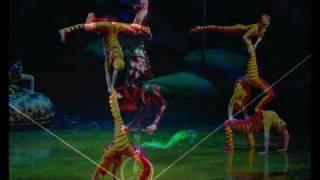 Annie Lennox-Precious-(Cirque du soleil)