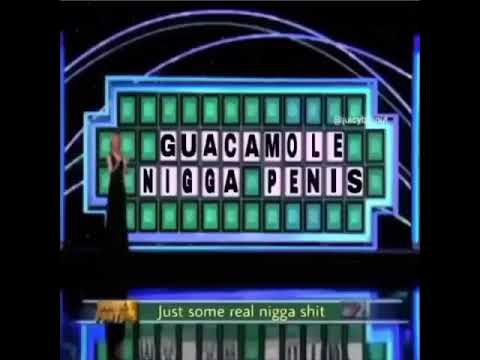 Guacamole Nigga Penis