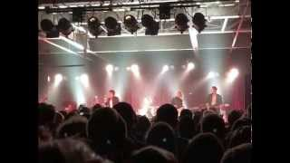 Nate Ruess - Harsh Light Clip Live at Anthology