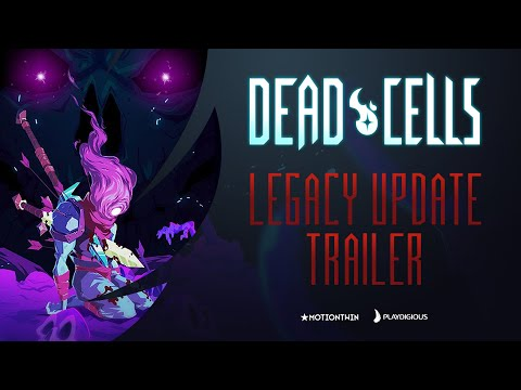 Dead Cells for Mobile Gets the Legacy Update, Adding New Skills, Biomes, Bosses, and More
