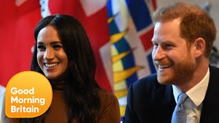 Prince Harry and Meghan Markle's Staff Lose Their Jobs | Good Morning Britain