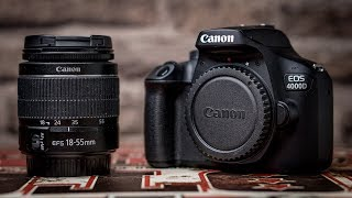 Canon EOS 4000D   Review [Deutsch]