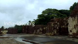 Ruins of St. Augustine's Tower, Goa