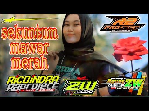 dj sekuntum mawar merah by rico indra r2 project jingle zw audio amp agung zw official terbaru 2021