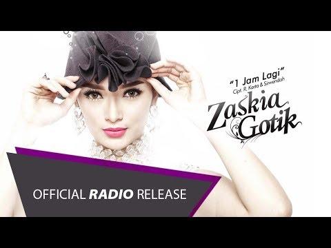Zaskia Gotik Rilis Serentak Lagu 1 Jam Lagi di Radio Se-Indonesia