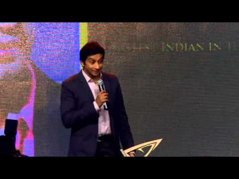 Narain Karthikeyan - Jaguar & RITZ Excellence Awards