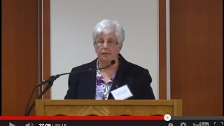 Religious Life: Called to Undertake a Journey of Transformation - Sr. Patricia Murray, IBVM