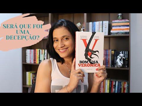 #Livro BOM DIA VERÔNICA / Raphael Montes e Ilana Casoy / #resenha