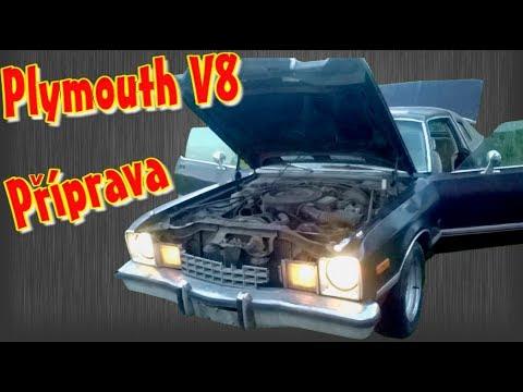 Event-VLOG #70 - Příprava na projížďku? - Plymouth 5,2 V8