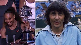 Serena Williams Outraged At Tennis Legend Nastase