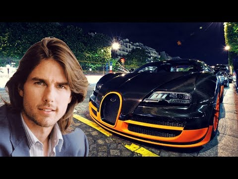 Tom Cruise Car Collection ✸ $2,500,000 Million Car Collection ✸ 2018