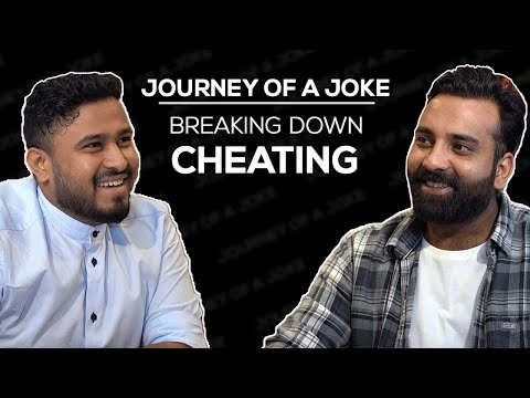 Journey Of A Joke feat. Anubhav Singh Bassi   Cheating HD Mp4 3GP Video and MP3