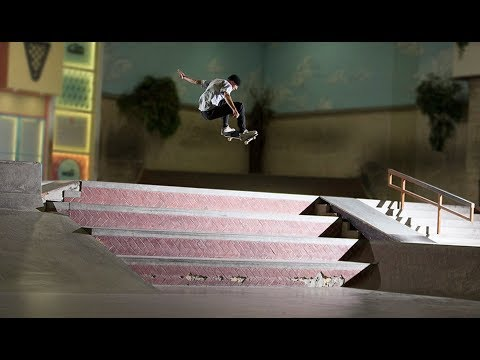 The Biggest Ollie Ever Done In The Berrics | Ben Campbell