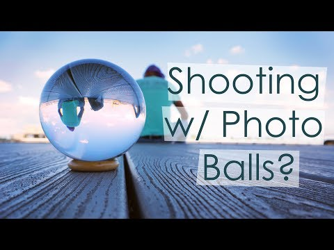 Crystal Ball Photography - Best Camera Settings?