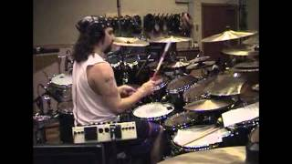 In the name of God - Mike Portnoy (ISOLATED DRUMS)