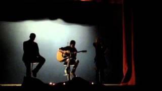 Akustinis Vakaras 5. Tomas, Valerija ir Ruslanas (Darin - I'll be alright)
