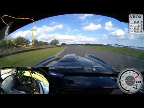 Goodwood Revival 2018 - RAC TT Qualifying Lap Shelby Cobra Onboard