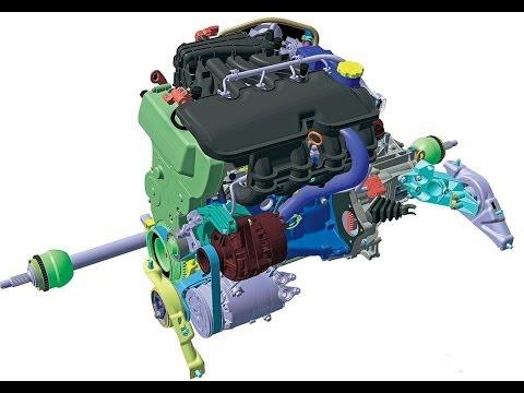 Фото к видео: Обновленный двигатель от ВАЗ, 21127 (106 л.с)